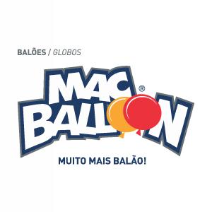 Logo Balões Mac Balloon