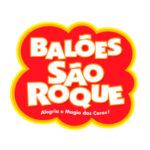 Logo Balões São Roque